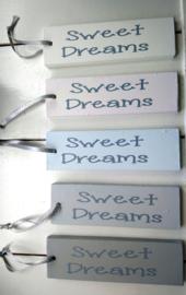 Tag Sweet Dreams