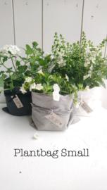 Plantbag small off-white