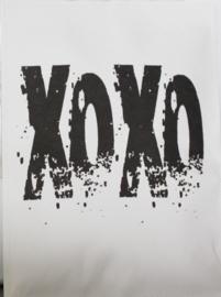 Geursachet Craft  A4 wit XOXO