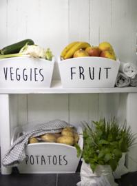 Opbergbak  Fruit