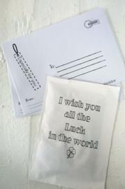 Envelope Geursachet