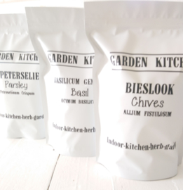 Garden Kitchen - Bieslook