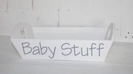 Dienblad Baby stuff