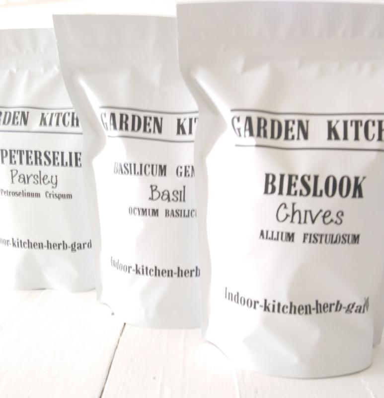Garden Kitchen - Bieslook