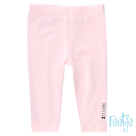 Roze legging Feetje