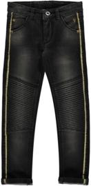 """Zwarte skinny jeans """"April"""" Levv"""