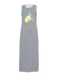 Gestreepte maxidress Name it