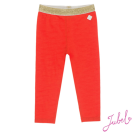 Rode legging Jubel