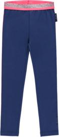 """Blauwe legging """"Kenzi 3"""" Quapi"""
