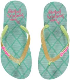 Mint slippers Quapi