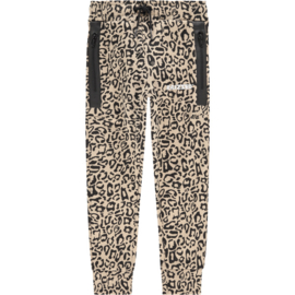 "Sweatbroek in panterprint ""Lille"" NIEUWE COLLECTIE"