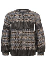 Bewerkte blouse Looxs 10 SIxteen NIEUWE COLLECTIE