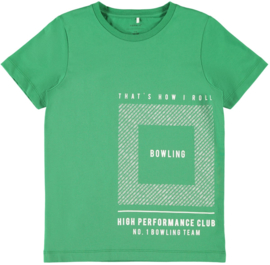 Groen shirt Name it NIEUWE COLLECTIE