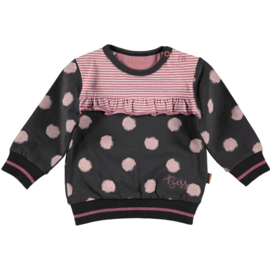 Sweater met stippen Bess