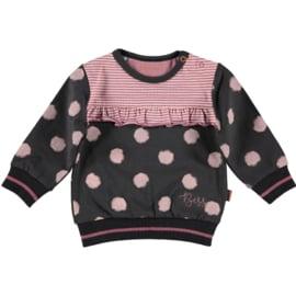 Sweater met stippen Bess NIEUWE COLLECTIE