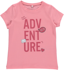 Roze shirt Name it