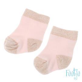 Roze sokje Feetje NIEUWE COLLECTIE