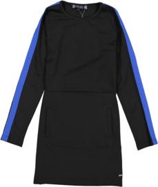 "Zwarte jurk ""Essi"" Crush Denim"