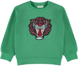 Groene sweater Name it NIEUWE COLLECTIE
