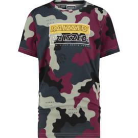 "Camouflage shirt ""Hadano"" Raizzed NIEUWE COLLECTIE"