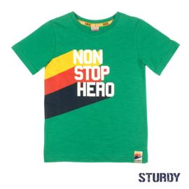 Groen shirt Sturdy NIEUWE COLLECTIE