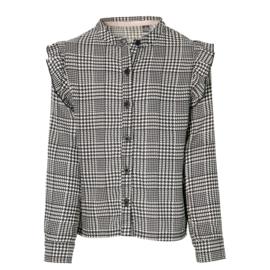 "Geblokte blouse ""Katrin"" Levv"