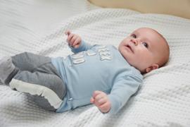 Antraciet broekje Feetje