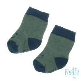 Groene sokjes Feetje NIEUWE COLLECTIE