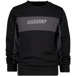 Zwarte Sweater Northwood Raizzed NIEUWE COLLECTIE