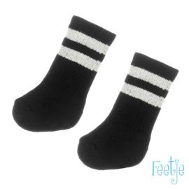 Zwarte sokjes Feetje NIEUWE COLLECTIE