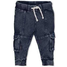 Antraciet tricot broek Feetje NIEUWE COLLECTIE