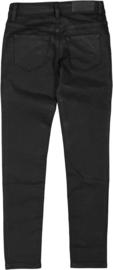 """Zwart gecoate broek """"Jaimie"""" Crush Denim"""