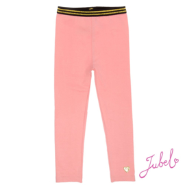 Roze legging Jubel