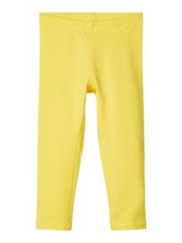 Gele capri legging Name it NIEUWE COOLLECTIE
