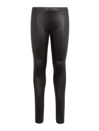 Zwarte gecoate legging Name it NIEUWE COLLECTIE