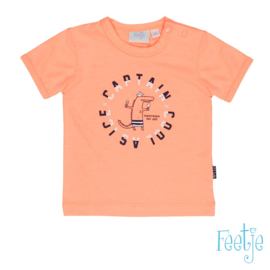 Oranje shirt Feetje