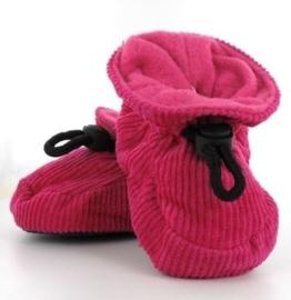 Roze slofje Melton