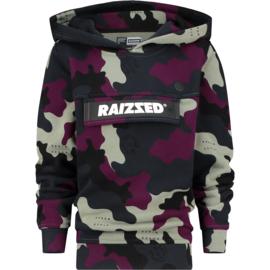 "Camouflage hoodie ""Norwih II"" Raizzed"