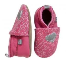 Roze schoentje Melton