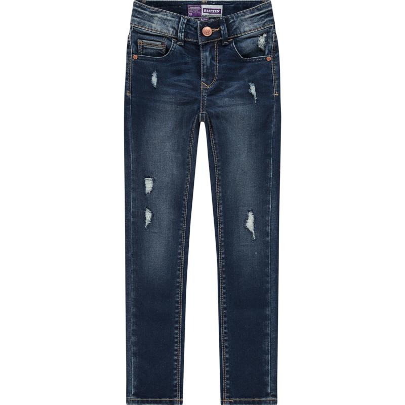 "Dark Blue Stone super skinny jeans ""Chelsea"" Raizzed NIEUWE COLLECTIE"