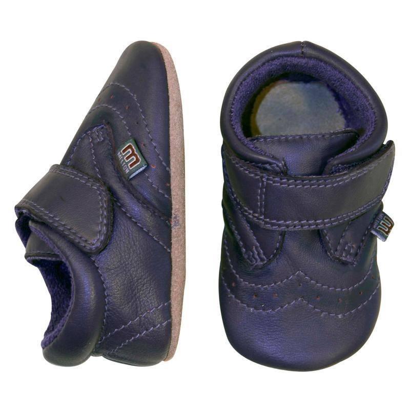 Blauw schoentje Melton