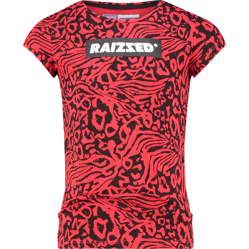 "Rood shirt ""Toulouse"" Raizzed"