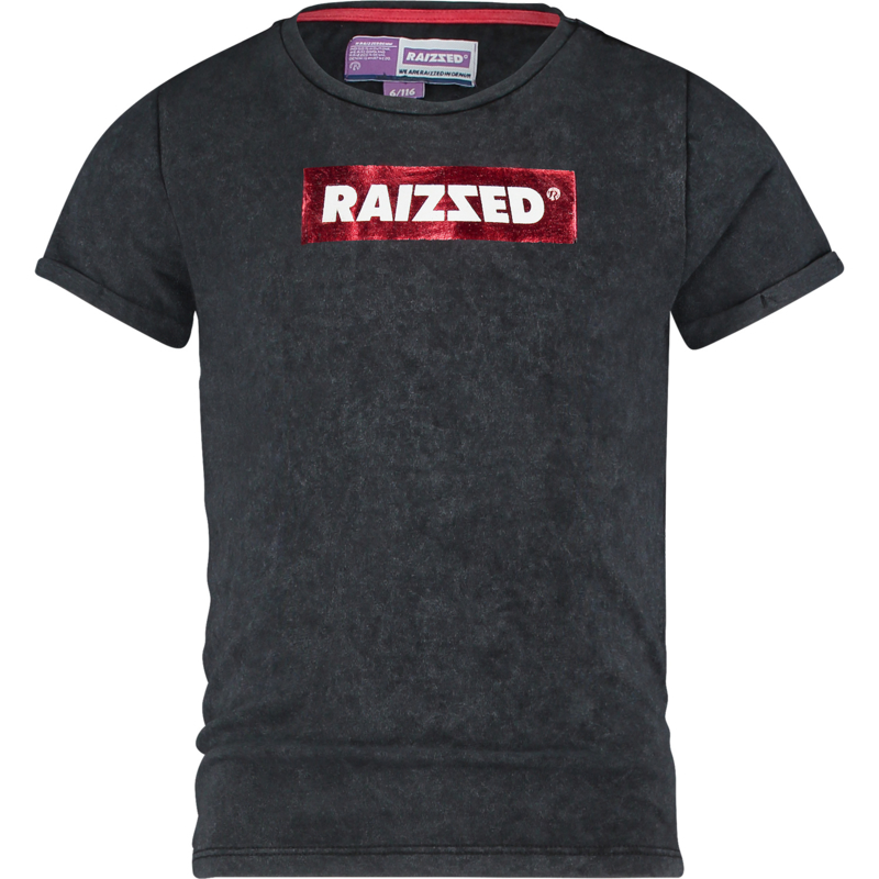 "Zwart shirt ""Kyoto"" Raizzed"