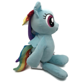 Pluche blauwe my Little Pony 55cm