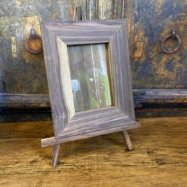 Fotolijst Sonokoling bruin hout 36 cm