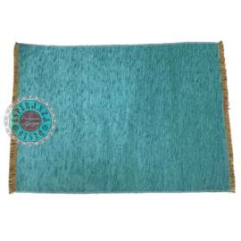 Turquoise placemat 49cm x 34cm