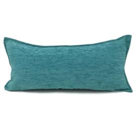 Esperanza Deseo ® kussen - Turquoise blauw ± 30x60cm