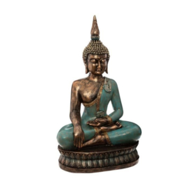 Zittende Boeddha 72,5cm hoog