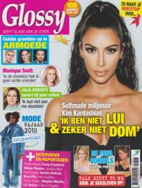 Glossy Magazine oktober 2018