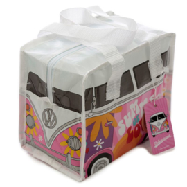Volkswagen Campervan VW T1 Summer Love Lunchtasje